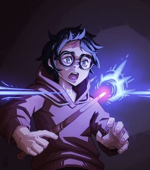 Harry Potter and the Philosopher's Stone by Furin94