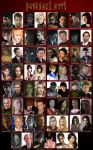 Resident Evil Casting Call by 23MoreThanYou