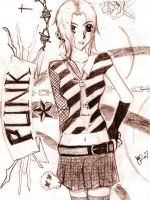 she's A pUnK by arcthelove