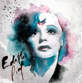 edith piaf by yumnu
