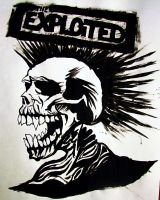 The Exploited. by Darxen