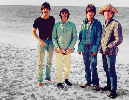 Beatles by late-night-writer