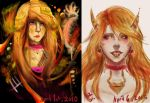 5 years of progress by lllannah