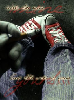 My Shoes by PoeticSociety