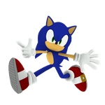 Sonic Render :P by supersilver1242