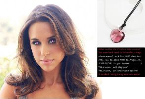 Lacey Chabert The Love Pendant (Part 2) by HypnoHunter