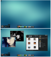 Plasma desktop 2 by pepeleon
