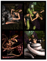 Vlust in Peril by Dude255 by DarkVanessaLusT