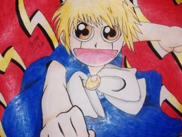Zatch Bell by LightShappy