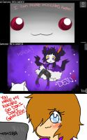 Reaction to Ask Gamzee[2] by Kris-the-Wolf