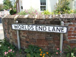 Worlds End Lane? by EUAN-THE-ECHIDHOG