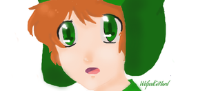 Kyle From South Park by WelpedToHard
