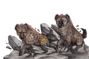 Rock Gods by MorRokko