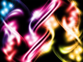 Abstract Lights Wallpaper Pack by fartoolate