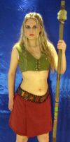 Gabrielle Costume - from Xena by ThreeRingCinema