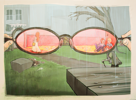 Through Rose-Tinted Glasses by monstercoach