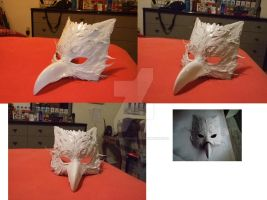 Bioshock Splicer Mask by xXLifeIsAGardenXx