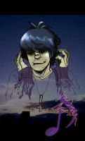 murdoc by youthred