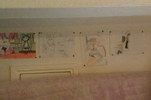 My Random Wall by CoolShazza