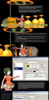 MMD AutoLuminous On/Off Switch by Trackdancer