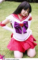 Super Sailor Mars by Yunnale