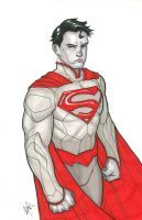 Nu Superman by peetietang