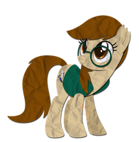 Paper Pony: Jackie Trade by IEatedAUnicorn