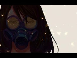 shining mask by Sourlive