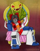 Transformers 30-18- That's Lord Starscream to you by Demonology7789