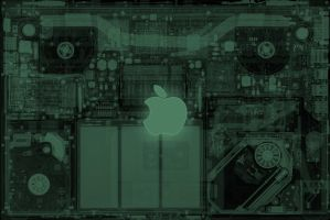 MacBook xRay by mask89