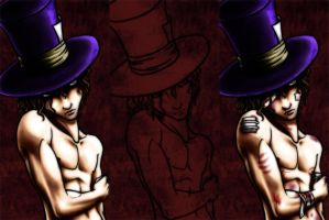 The Hatter's Stare by TGP
