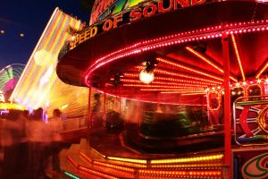 the amusements. by evelynzee