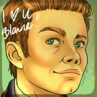 Kurt Hummel loves Blaine! by JosiECrashLove