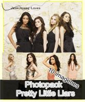 Photopack Pretty Little Liars by Jazminswag-Editions