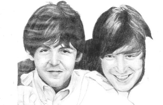 Paulie and Johnny by Macca4ever