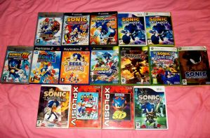 Other Sonic Games by raverkidd
