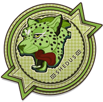Shedu Support Badge by Danesippi