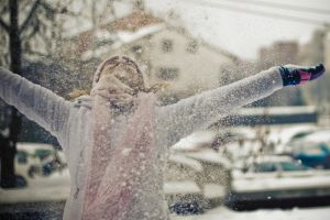 Snow Joy. by SweetPandemonium90