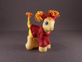 Red Fraggle by customlpvalley