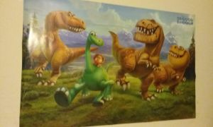 My New Poster of The Good Dinosaur by NinjaTurtleFangirl