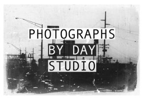 Photographs by Day Studio Logo by photographs-by-day