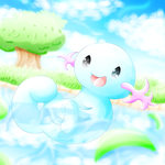 Wooper by lavaquil