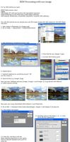 Imageprocessing with HDR Sftwr by ahmedwkhan