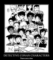 Detective Conan Motivational by TheRealAnnabethChase