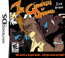 TCoD:EA DS Game Cover by Blairaptor