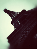 Eiffel Tower. by Pinkyrai