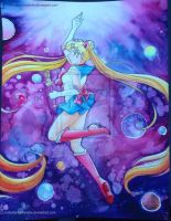 Sailor Planet Power! by hollystarlightanime