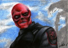 Red Skull by Gvs-13