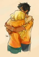 Percabeth by SixofClovers