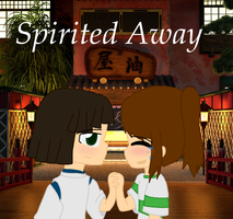 Spirited Away by ToonPrincessZeldaFan